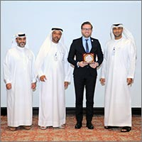 The Al Daffah Project Award Ceremony was held in Abu Dhabi at ADNOC Logistic & Services